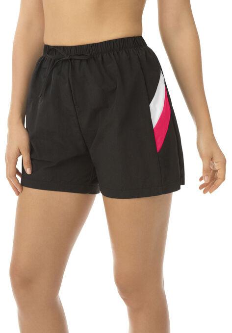7998e077efc Swimsuit, board shorts in Taslon® by Swim 365®| Plus Size Swim ...