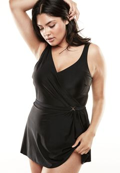 Wrap Swimdress ,
