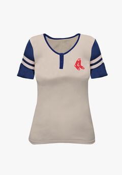 Red Sox Buttoned Jersey,