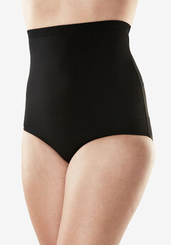 High-Waist Swim Brief,