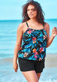 Swim Romper by TrimShaper® by Miraclebrand,