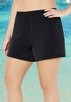 Relaxed Fit Swim Short,