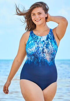 2c806e315dc Plus Size Swimsuits   Swimwear for Women