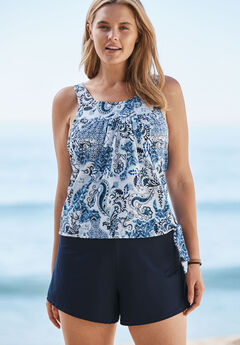 7f10b3cb19 Cheap Plus Size Swimwear for Women | Woman Within