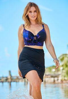 Longline Bikini Top,