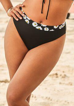 High Waist Bikini Bottom, DAISY