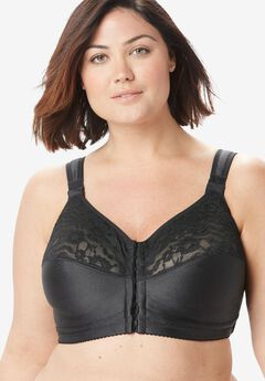 The Easy Enhancer® Cotton Posture Bra by Comfort Choice®,
