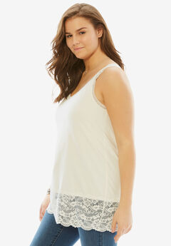 6fdbf94d977b2 Plus Size Casual Tank Tops for Women