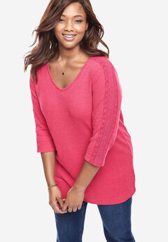 c1f280ddb312e Plus Size Thermal Tops for Women