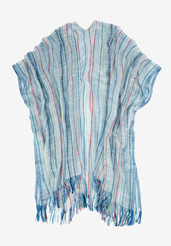 Striped Wrap, MULTI, hi-res