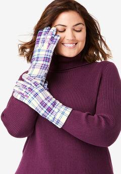 Fleece Gloves,