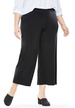 Stretch Travel Culottes,