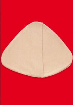 Extra fitted cover for breast form,