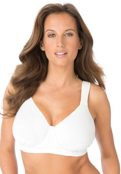 Petal Boost® Underwire Bra by Comfort Choice®,