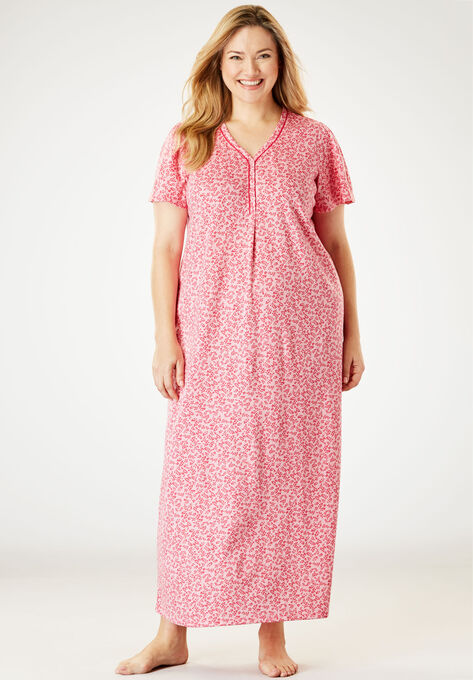 72c26785ad1 Henley Nightgown by Only Necessities®