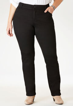 Secretly Shape Jean by Lee®, BLACK