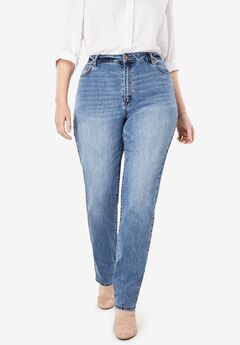 Sustainable Recycled Straight Leg Jean,