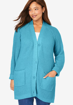 30679419983 Plus Size Cardigans, Cardigan Sweaters for Women | Woman Within