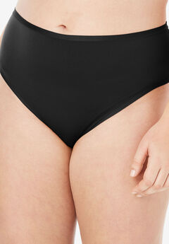 Ultra Light Supersoft High-Cut Brief by Comfort Choice®,