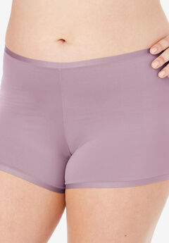 Utra Light Supersoft Boyshort by Comfort Choice®, SUNSET MAUVE
