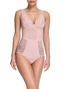 Squeem Brazilian Flair Bodysuit,