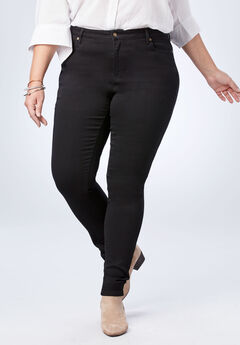 Perfect Skinny Jean, BLACK DENIM