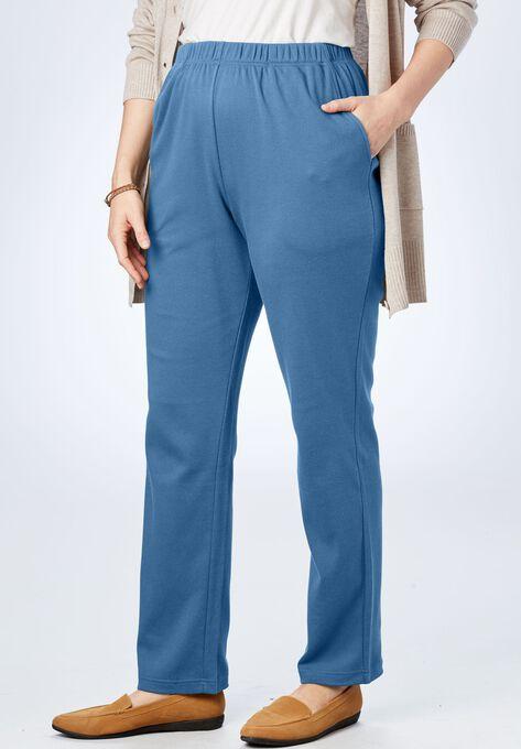 19bf29827fa 7-Day Knit Straight Leg Pant