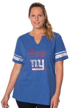 Notch Neck NFL Tee,