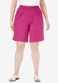 a05dd409b Plus Size Shorts for Women