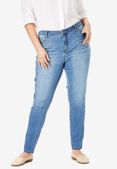 a34318a6ad2 Plus Size Skinny Jeans