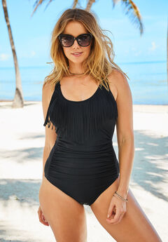Fringe One-Piece,