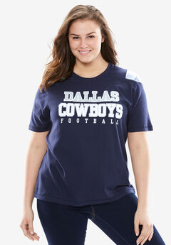 NFL Cotton Tee, COWBOYS, hi-res