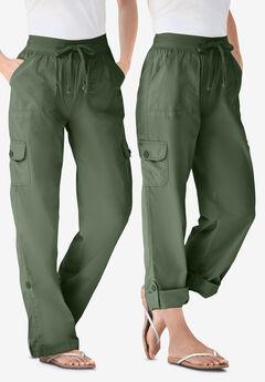 Convertible Length Cargo Pant,