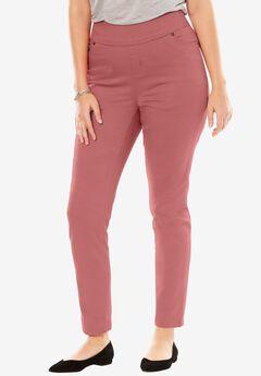 Smooth Waist Skinny Jean, STRAWBERRY ROSE