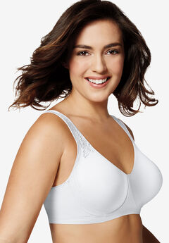 Playtex® 18 Hour® Breathably Cool Wireless Bra #4E78B,