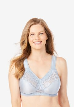 Easy Enhancer® Wireless Bra by Comfort Choice®, PEARL GREY