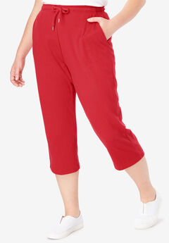 3822eb7a834 Plus Size Capris for Women | Woman Within