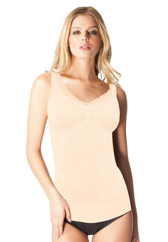 The Ultimate Seam-free Shaping Tank by Body Hush™ , NUDE, hi-res