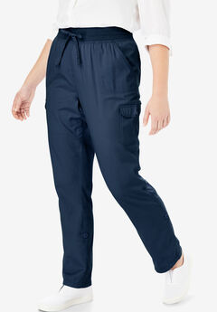 f0960b49498 Plus Size Pants and Khakis for Women