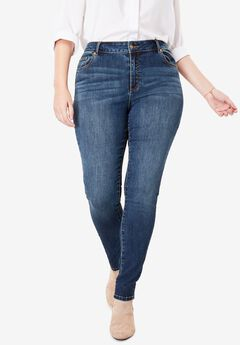Sustainable Recycled Skinny Leg Jean,