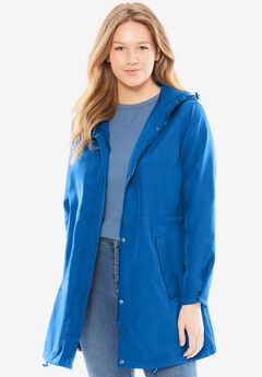 Packable Anorak Raincoat,