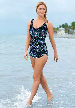 Sarong Swimsuit,