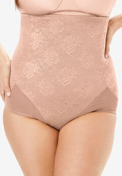 Smooth Lace Brief ,