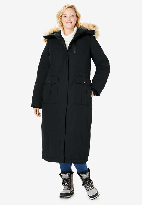 best website 8e61b 7ba9b The Arctic Parka™ in Extra Long Length