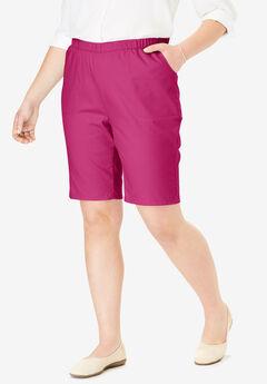 0a3a48522e92a Plus Size Shorts   Capris for Women