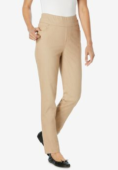 Pull-On Skinny Jean, NEW KHAKI