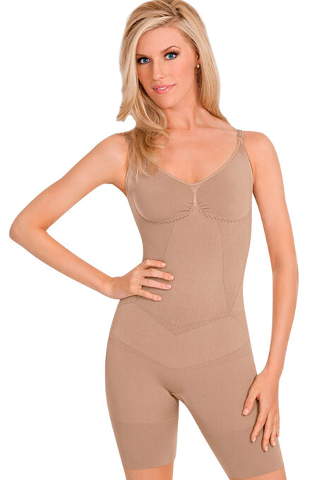 6468b3a61531 Julie France by Euroskins Boxer Style Body Shaper  Plus Size ...
