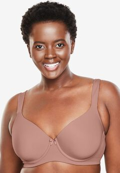 Balconette Underwire T-Shirt Bra by Leading Lady®,