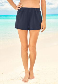 Wide-Band Swim Short,