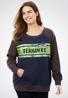 NFL Team Pullover Fleece Sweatshirt,